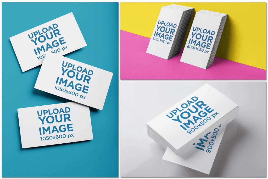 Display Your Business Cards Like a Pro! 1