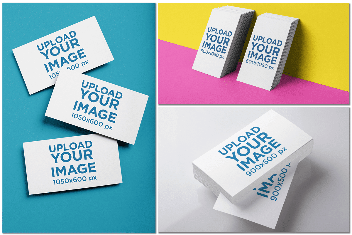 Display Your Business Cards Like a Pro! 2