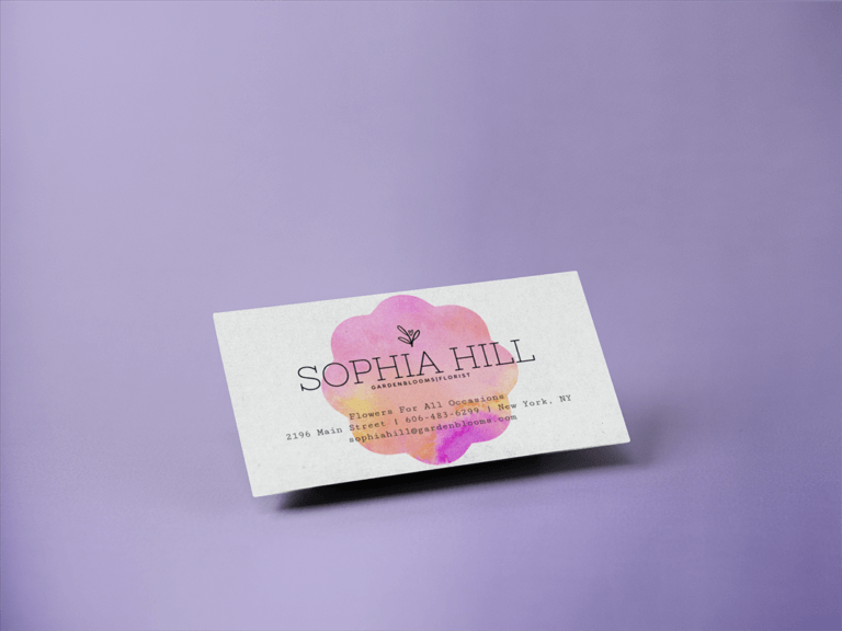 Display Your Business Cards Like a Pro! 10