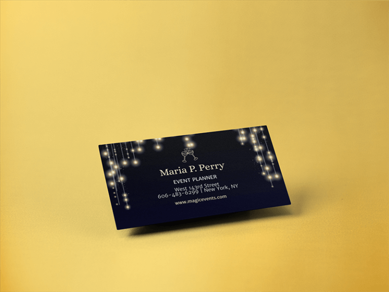 Display Your Business Cards Like a Pro! 12