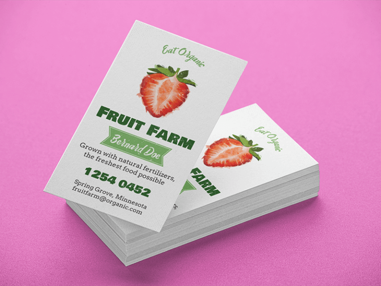 Display Your Business Cards Like a Pro! 13