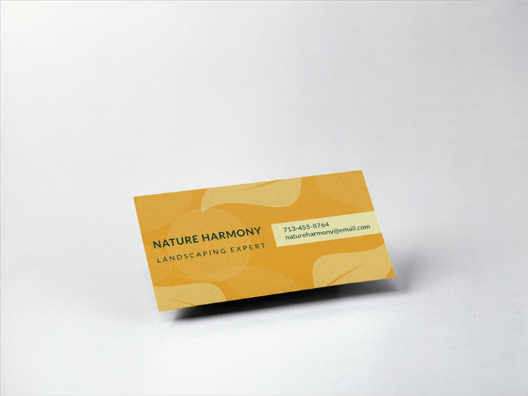 Display Your Business Cards Like a Pro! 14