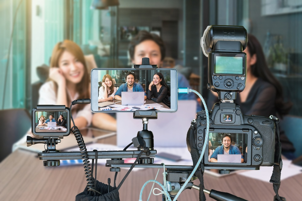 How to Broadcast a Professional Livestream For Your Brand to Promote Your Products and Services