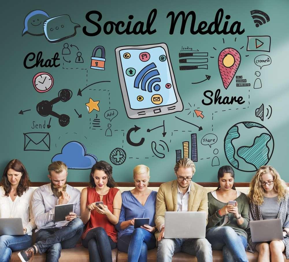 Impacts of social media marketing on society.