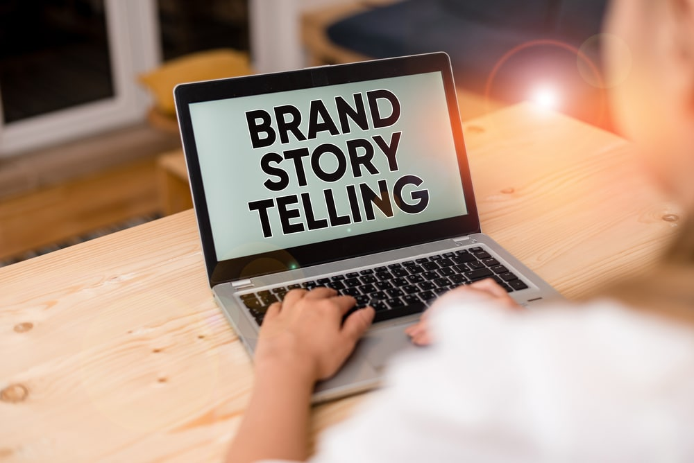 Effective Ways to Tell Your Brand Story on Your Website