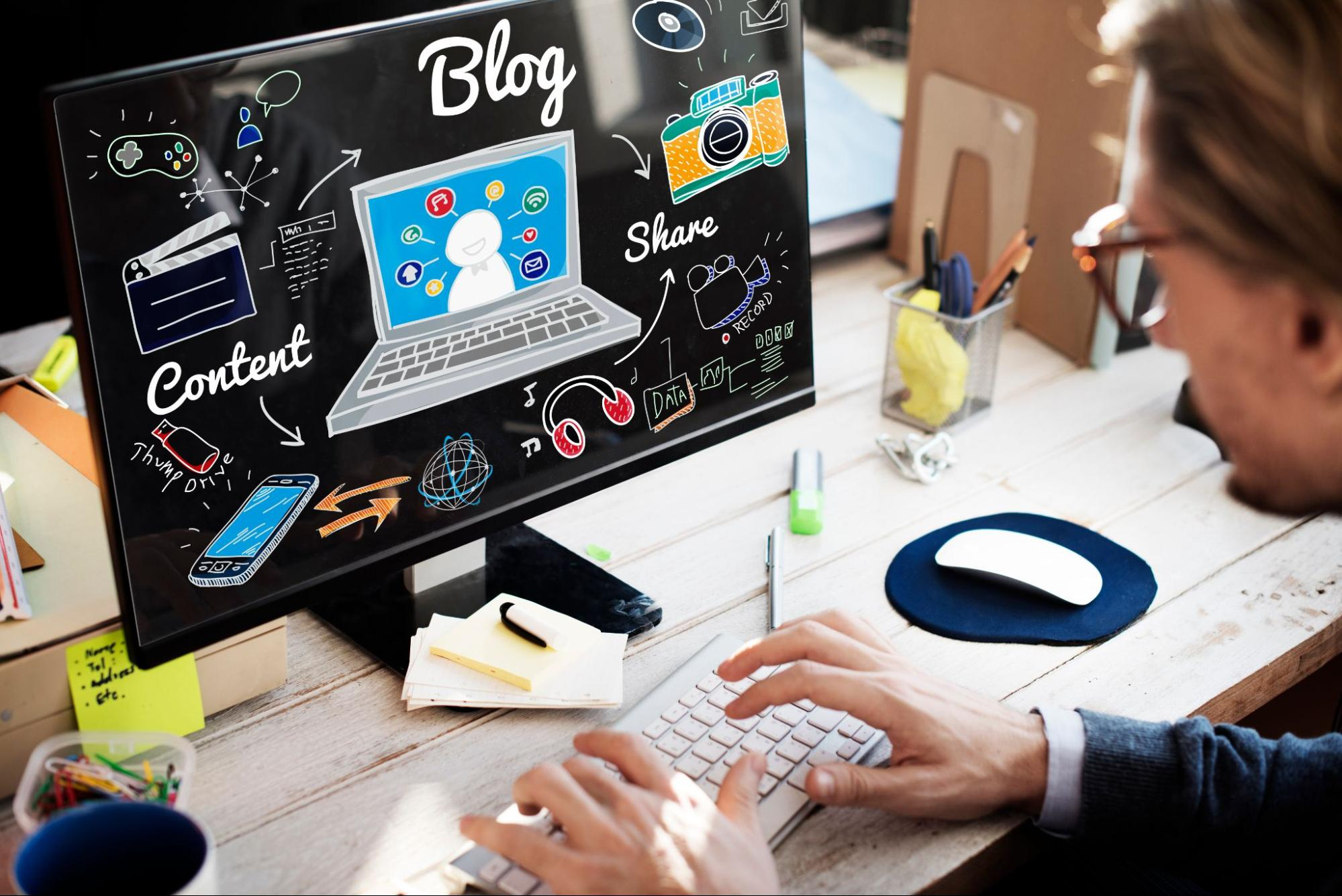 Powerful Benefits of Blogging for Businesses